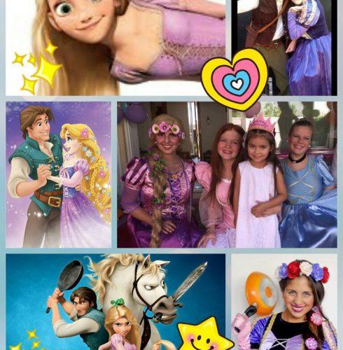 Enredados: Rapunzel & Flyn